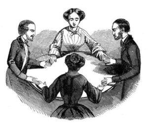 Perspective historique de la parapsychologie
